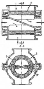 Рис. 1.1 Теплообменник с барабанным ротором