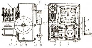 Рис 128. Электрический исполнительный механизм модификации МЭО-1,6140 (МЭО-4/100)