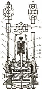 Рис 132. Дифференционный манометр ДМ